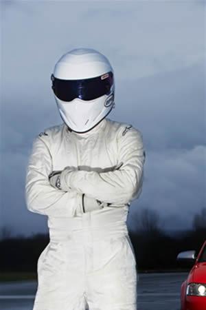 The Stig as Tame Racing Driver