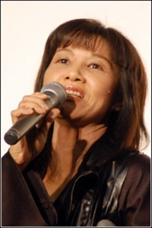 Yamaguchi Yuriko as Nico Robin