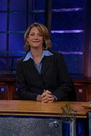 Nancy Carell as Correspondent