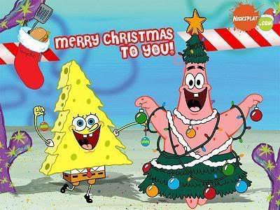 christmas who - Spongebob Christmas Who