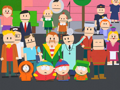 South Park Christmas Episodes.It S Christmas In Canada South Park S7e15 Mightyv