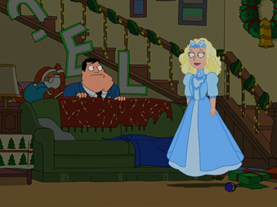 the best christmas story never told - American Dad Christmas Episode