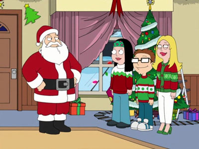 the most adequate christmas ever - American Dad Christmas Episode