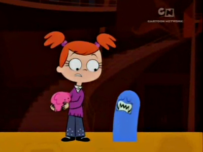 Frankie My Dear Foster S Home For Imaginary Friends S2e08