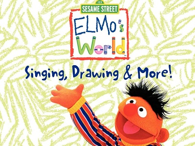 Elmo S World Singing Drawing And More Sesame Street