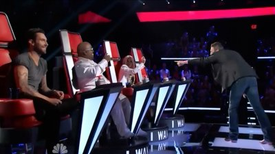 Blind Auditions (7)