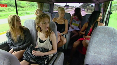 The Girls Go To Jamaica