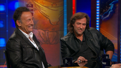 Bruce Springsteen & Frank Caruso