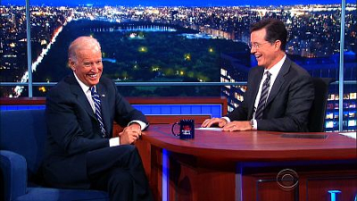 Vice President Joe Biden, Travis Kalanick, Toby Keith