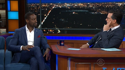 Sterling K. Brown, Chance the Rapper