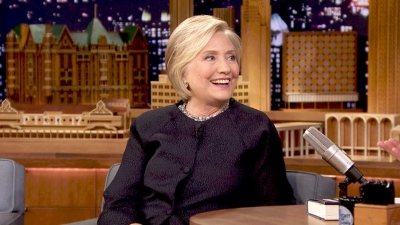 Hillary Rodham Clinton, Miley Cyrus