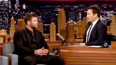 Chris Hemsworth, Lindsey Vonn, Maroon 5 ft. SZA