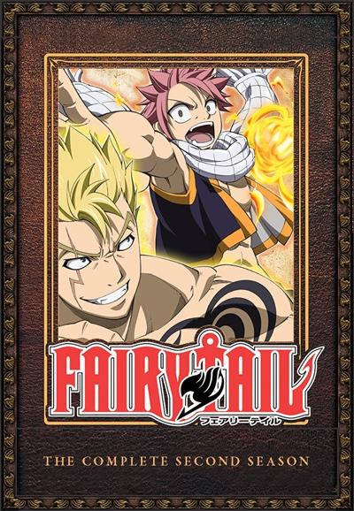 Fairy Tail - Season 2