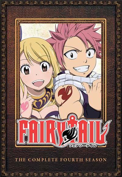 Fairy Tail - Season 4