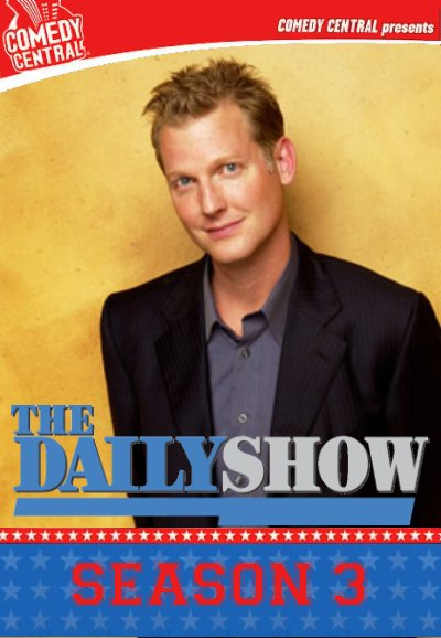 The Daily Show - Season 3