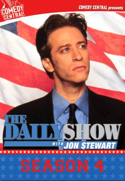 The Daily Show - Season 4