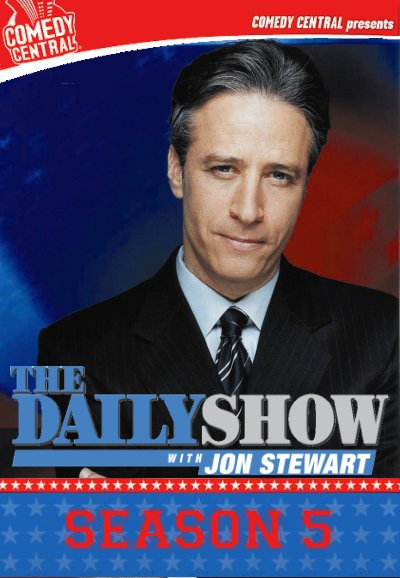 The Daily Show - Season 5