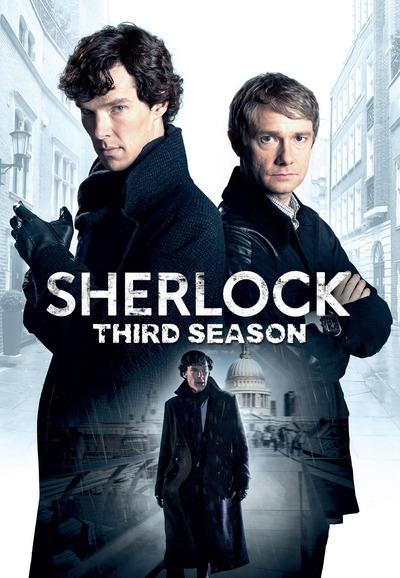 Sherlock - Season 3