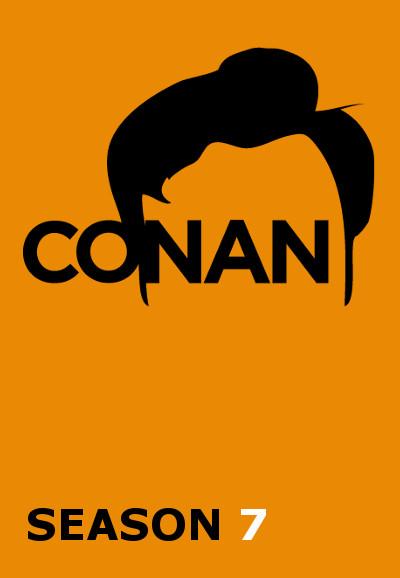Conan (2010) - Season 7