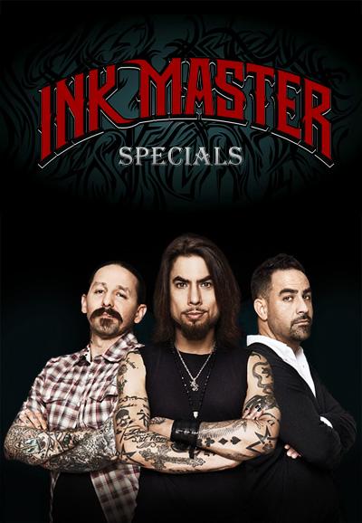 Ink Master - Specials
