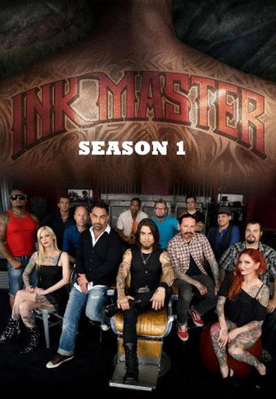 Ink Master - Season 1