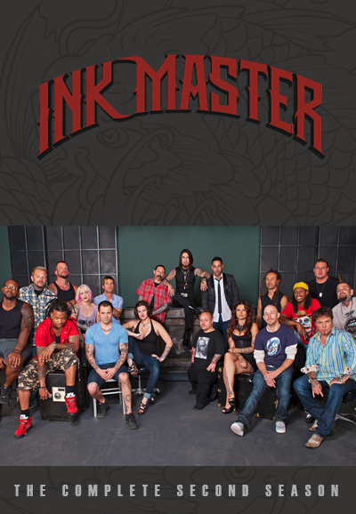 Ink Master - Season 2