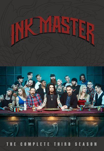 Ink Master - Season 3