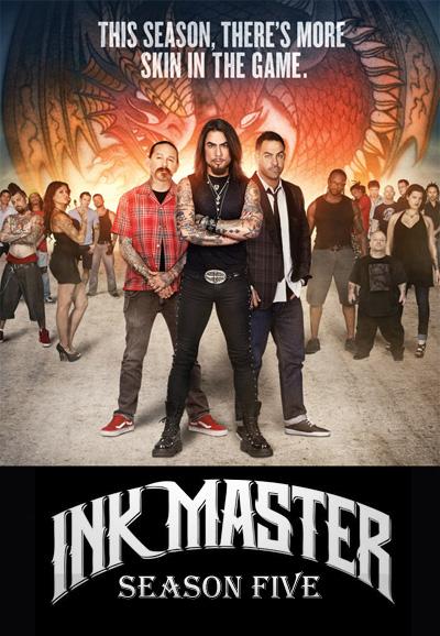 Ink Master - Season 5