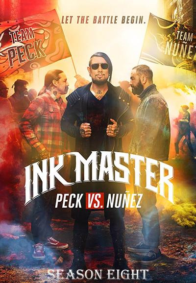 Ink Master - Season 8