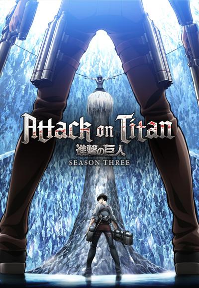 Attack on Titan - Season 3