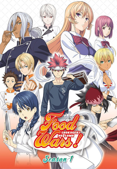 Food Wars! Shokugeki no Soma - Season 1
