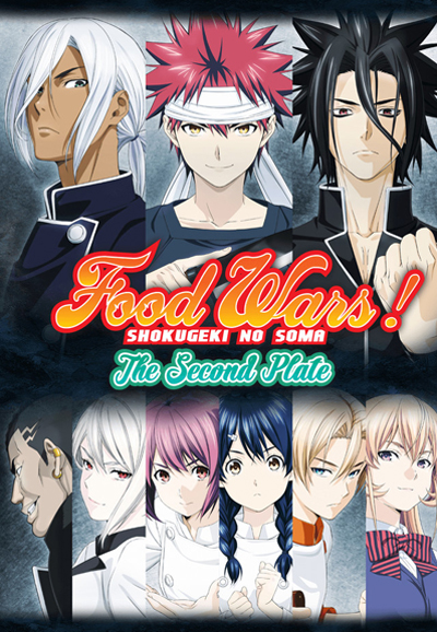 Food Wars! Shokugeki no Soma - Season 2