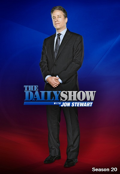 The Daily Show - Season 20
