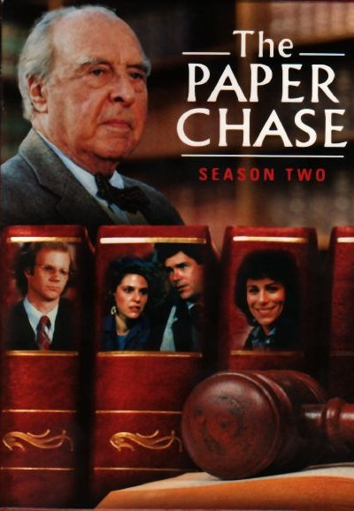 a review of the movie the paper chase The paper chase is about an aggressive, very bright, terribly engaging first-year student at harvard law school the movie respects its hero, respects the school, and most of all respects the venerable professor kingsfield, tyrant of contract law.
