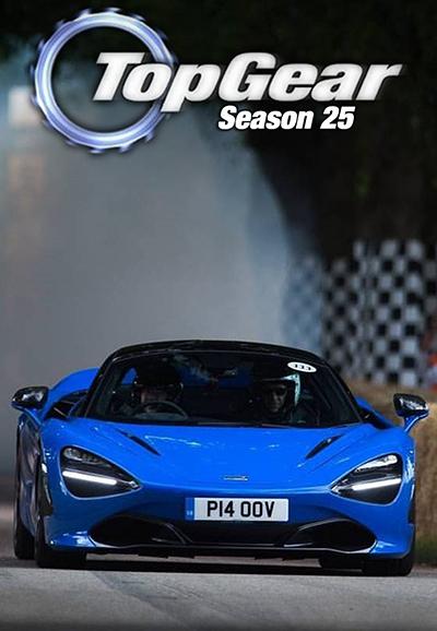 Top Gear - Season 25