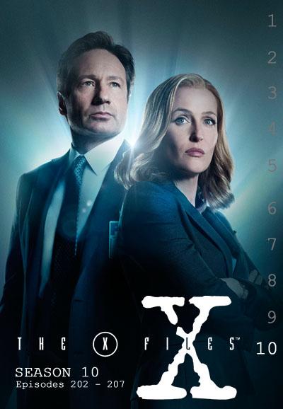 The X-Files - Season 10