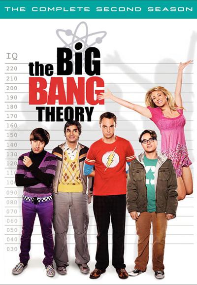 The Big Bang Theory - Season 2