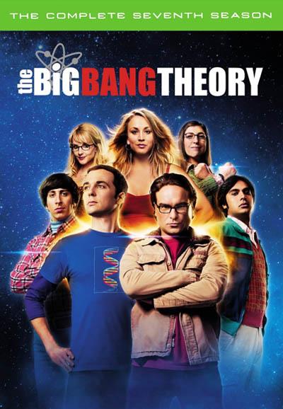 The Big Bang Theory - Season 7