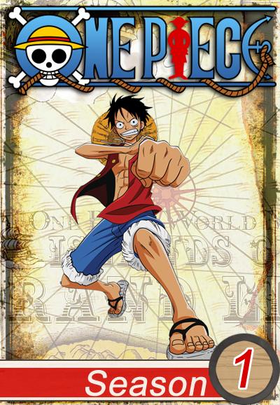 One Piece - Season 1