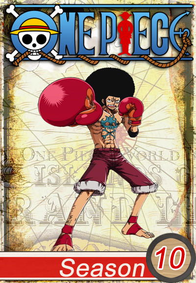 One Piece - Season 10