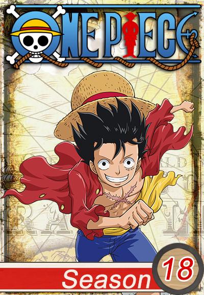 One Piece - Season 18