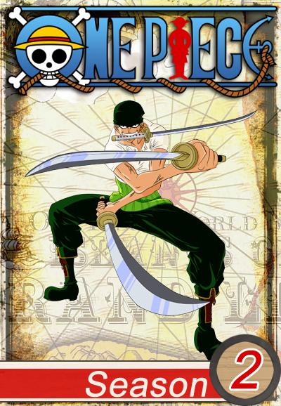 One Piece - Season 2
