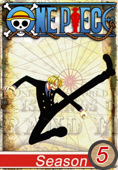 One Piece - Season 5