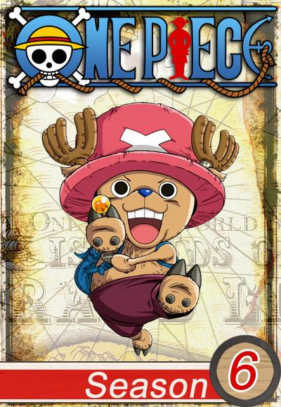One Piece - Season 6