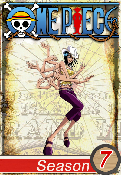 One Piece - Season 7
